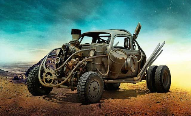 cars of mad max fury road