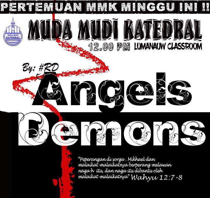 ANGEL AND DAMONS