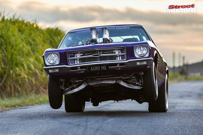 AgroHQ heads to Drag Week in the USA