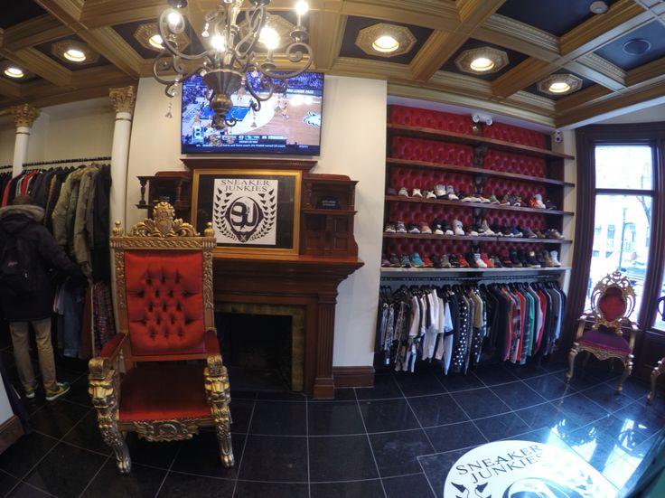 Sneaker Junkies Store , Newbury MA