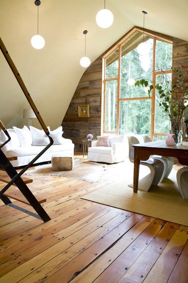 old barn turned into fantastic living space