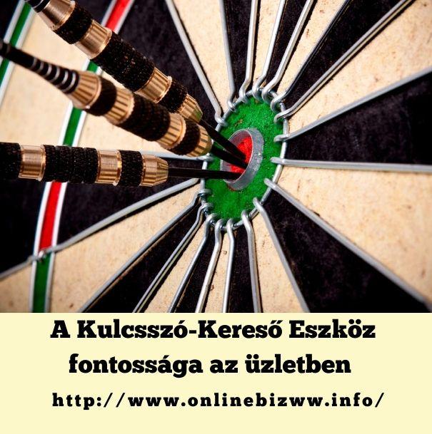 A kulcsszó-kereső eszköz fontossága az üzletedben, pontosan célozni a közönséged igényeire, hogy azt add nekik, amit keresnek: http://www.onlinebizww.info/  Created with PixTeller