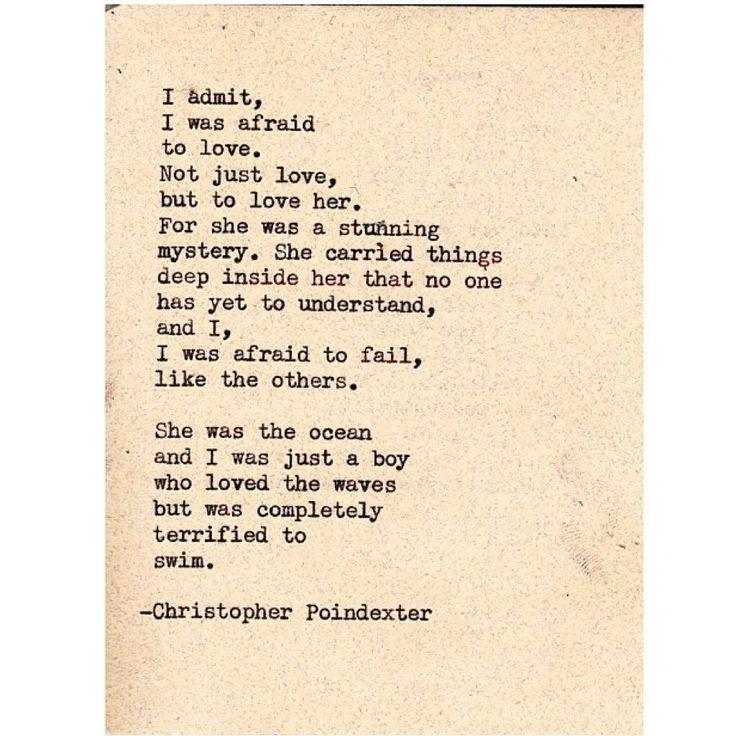 Their tears were their love poem 46 by Christopherspoetry on Etsy, $10.00