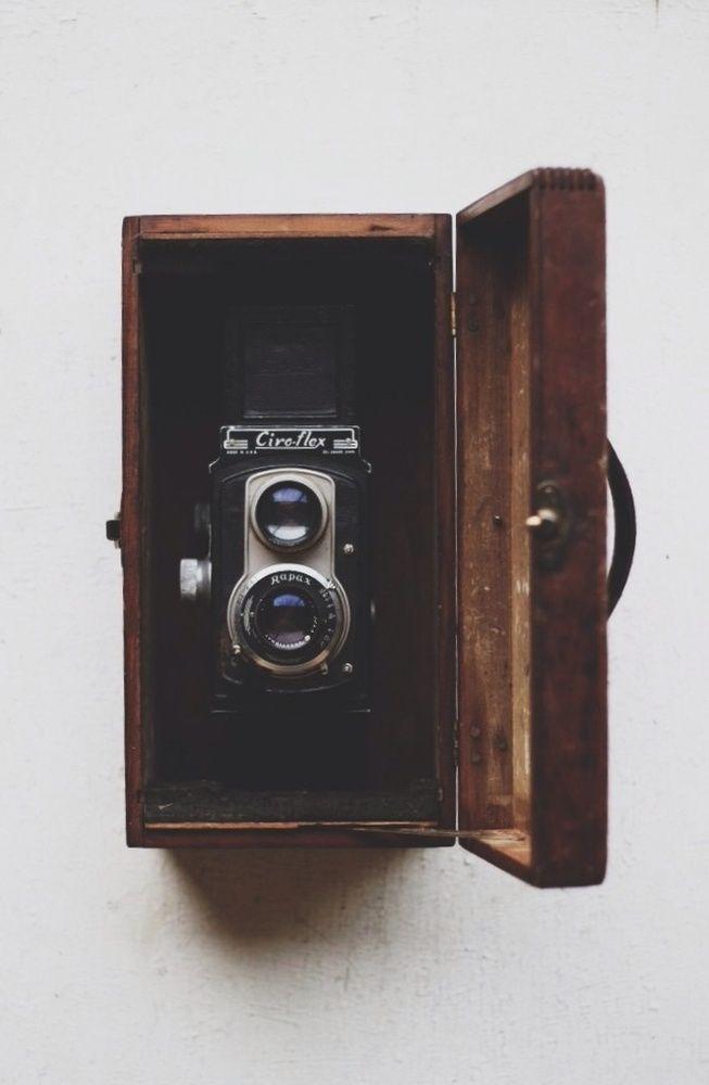 Ciro-flex vintage camera