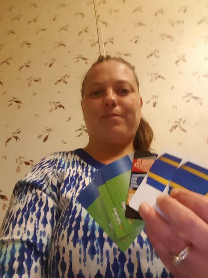 Tiffany won over $85 worth of gift cards for just $0.25 total! #QuiBidsWins