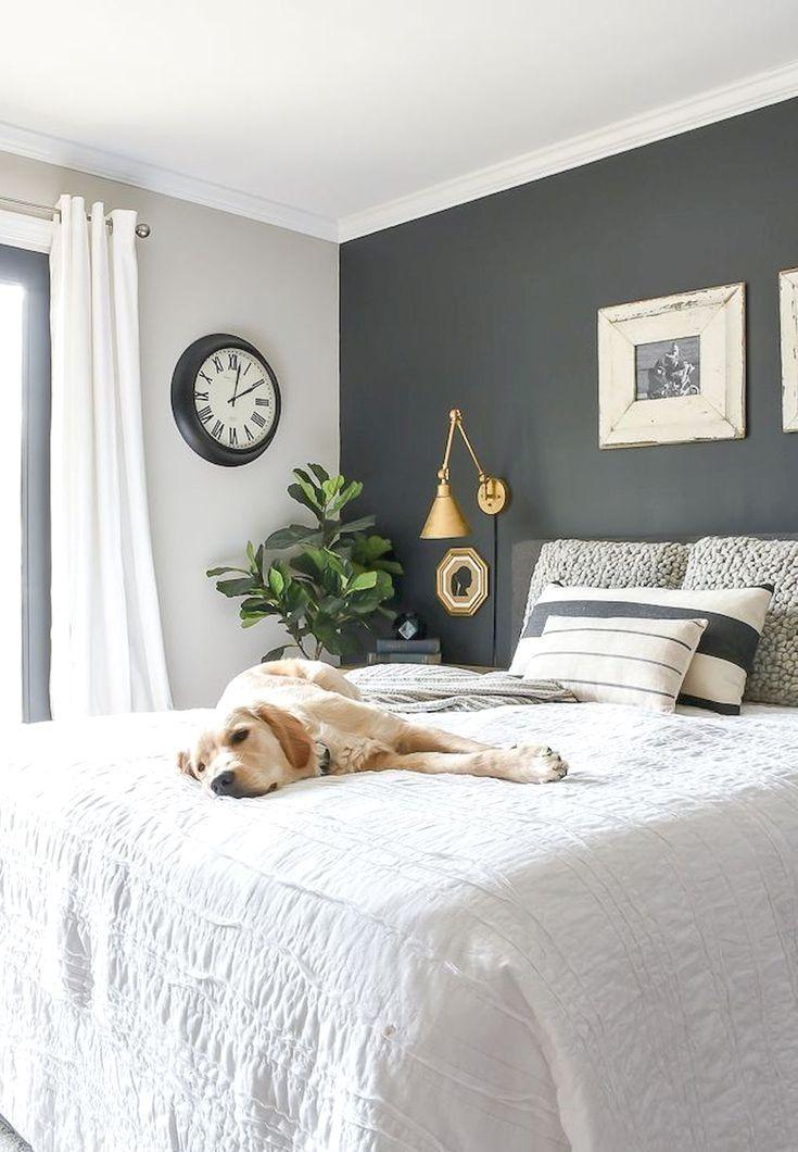 59 modern farmhouse style bedroom decor ideas master bedroom rh pinterest com
