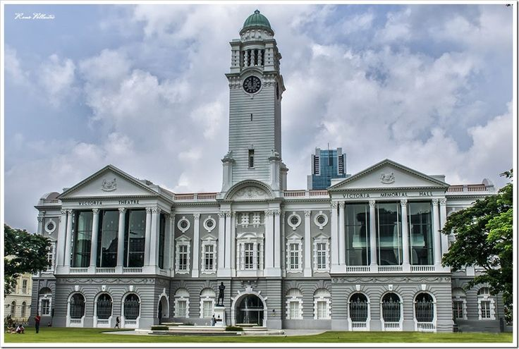 The Victoria Theatre and Concert Hall, Singapore