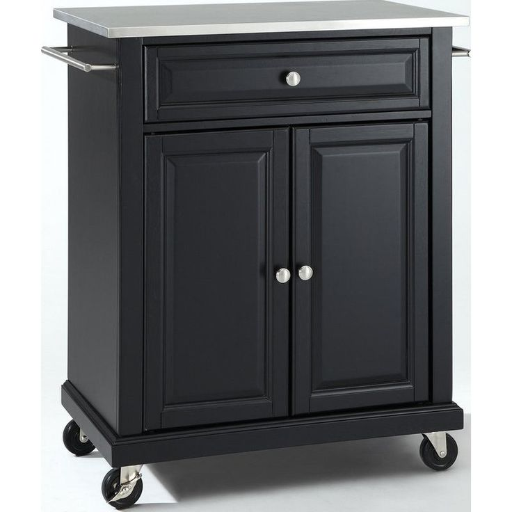 1000 ideas about portable kitchen island on pinterest kitchen islands small kitchen islands. Black Bedroom Furniture Sets. Home Design Ideas