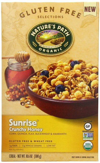 Top 5 Gluten Free Products 2014