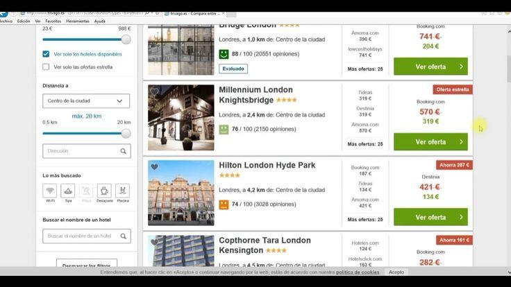 Hoteles baratos las mejores ofertas de hoteles para viajar a parís, Londres, new york, milan, roma, Madrid, Barcelona o otros destinos, siempre con los mejores precios de la mano de trivago