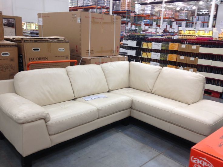 leather sectional costco