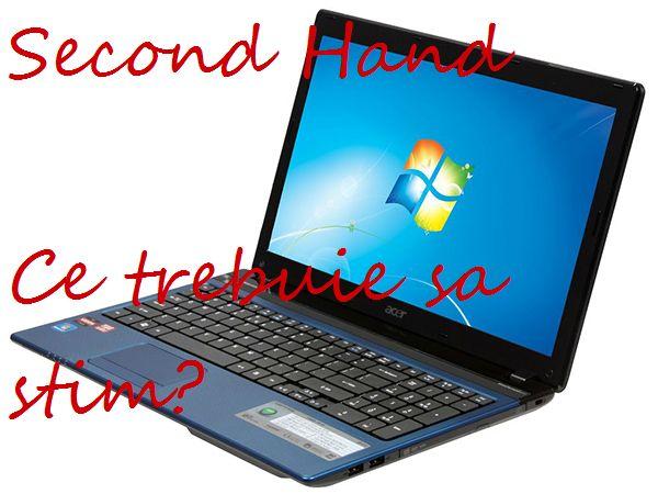 Si atunci cand cumparam laptopuri la mana a doua este foarte important sa ne uitam la componente laptop pentru ca, in ciuda faptului ca investitia e mai mica decat daca am cumpara un laptop nou, tot este necesar sa vedem si sa determinam corect daca investitia este una buna, sau cheltuim banii degeba pe un dispozitiv care nu ne va fi de folos. http://www.zoneplay.info/News/cum-cumparam-un-laptop-second-hand.html