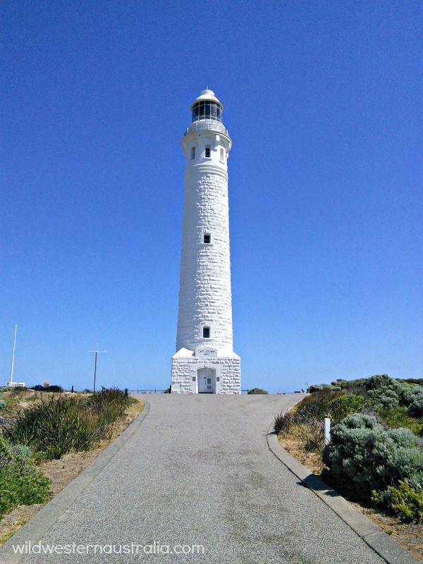 The Cape Leeuwin Lighthouse,  Augusta, Western Australia