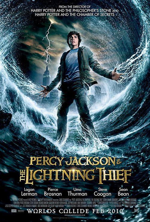 Percy Jackson & the Olympians: The Lightning Thief Full Movie Online 2010