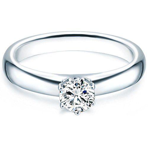 Sale Preis: Tresor 1934 Damen-Ring / Verlobungsring / Solitärring Sterling Silber rhodiniert Zirkonia weiß 60451014. Gutscheine & Coole Geschenke für Frauen, Männer & Freunde. Kaufen auf http://coolegeschenkideen.de/tresor-1934-damen-ring-verlobungsring-solitaerring-sterling-silber-rhodiniert-zirkonia-weiss-60451014  #Geschenke #Weihnachtsgeschenke #Geschenkideen #Geburtstagsgeschenk #Amazon