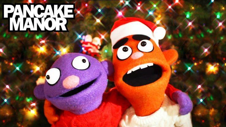 ROCKIN' AROUND THE CHRISTMAS TREE♫ | Christmas Carol | Kids Songs | Panc...