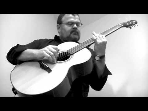 Don Ross - Crazy (Gnarls Barkley) - Solo Guitar from one of my idols.
