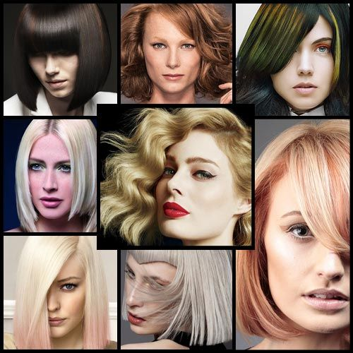 Jaké nové účesy pro polodlouhé vlasy jsou trendy v sezóně podzim a zima 2014/2015? Pojďte se inspirovat horkými novinkami!