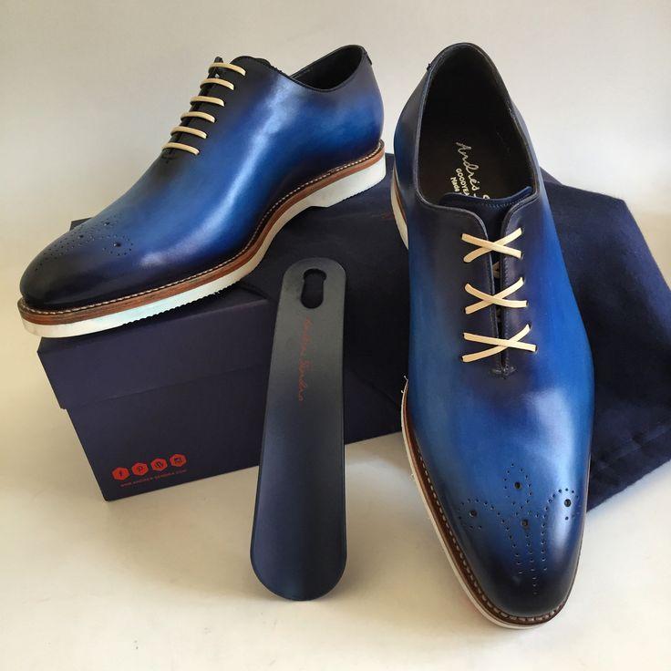 Oxford Shoes Andres Sendra http://www.andres-sendra.com