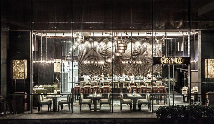 AMMO Restaurant by Joyce Wang in Hong Kong | Yatzer