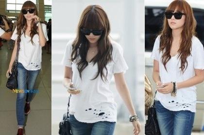 소녀시대, Jessica Jung.