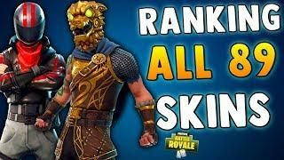 ranking every skin in fortnite battle royale all 89 skins in fortnite br legendary epic - all fortnite back blings ranked