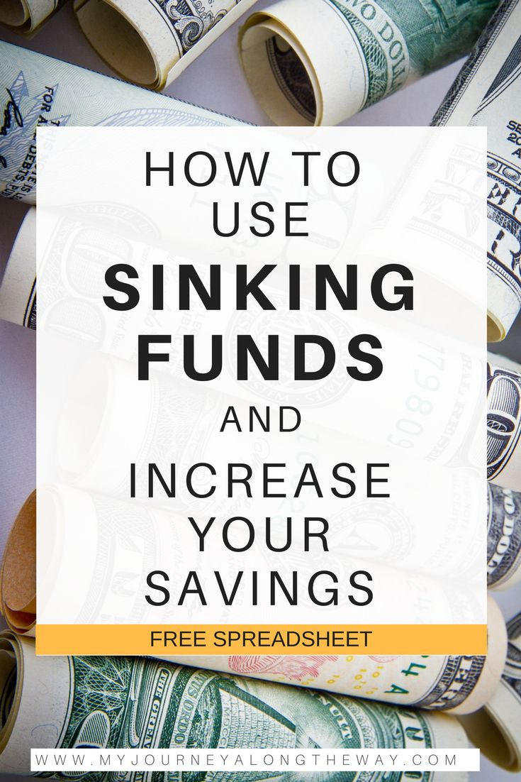 How to use sinking funds and increase your savings | get out of debt | savings accounts | Dave Ramsey baby steps