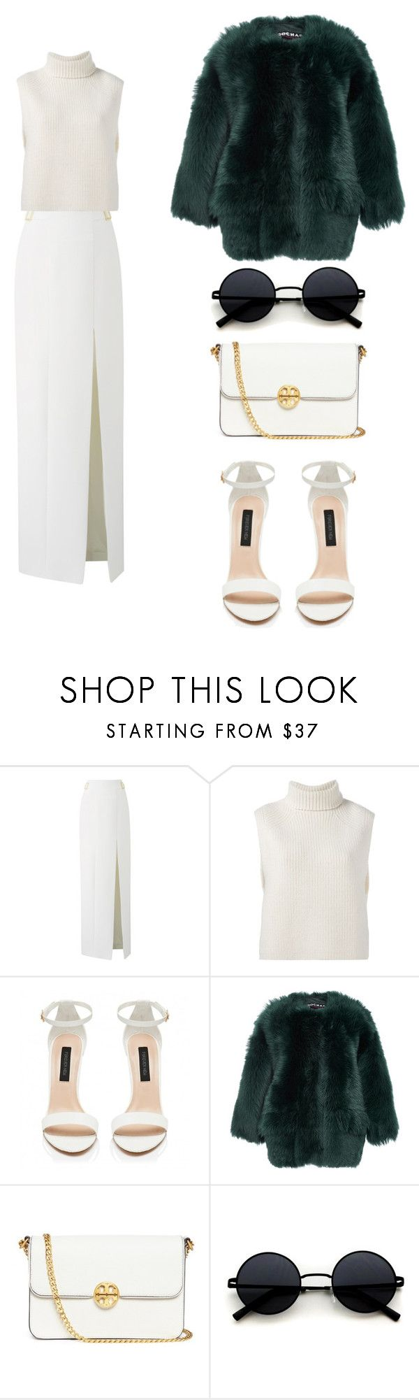 """""""Untitled #2163"""" by dani-gracik on Polyvore featuring Amanda Wakeley, Étoile Isabel Marant, Forever New, Rochas, Tory Burch, girlpower and powerlook"""