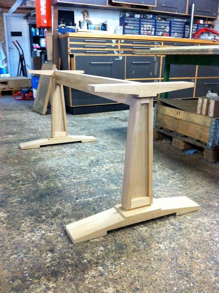 Prorotype base for Henne Kirkeby Kro. #Woodwork #cabinetmaker http://www.kjeldtoft.com/