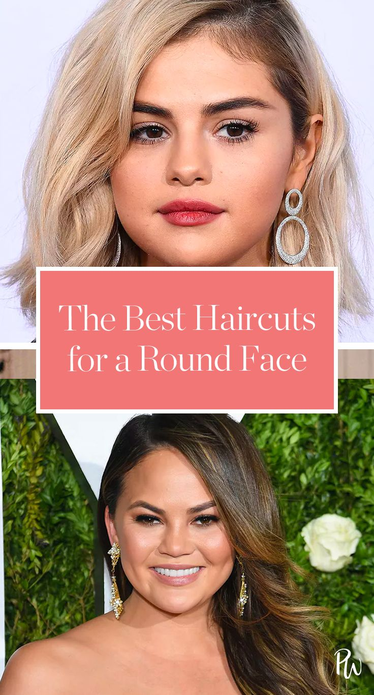 5 Flattering Haircuts To Try If You Have A Round Face Hair