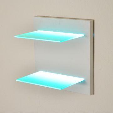 Shelves with Lights   – bathroom – #bathroom #lights #Shelves   – shelves