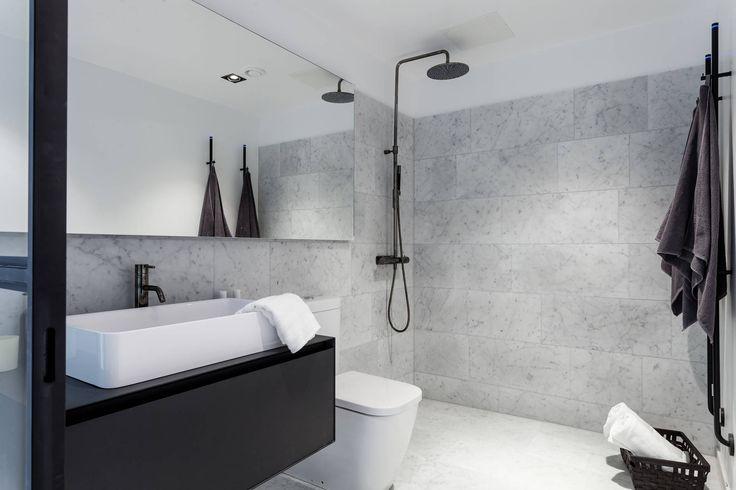 Badrumsinspiration: 31 snygga badrum att inspireras av | CHIC