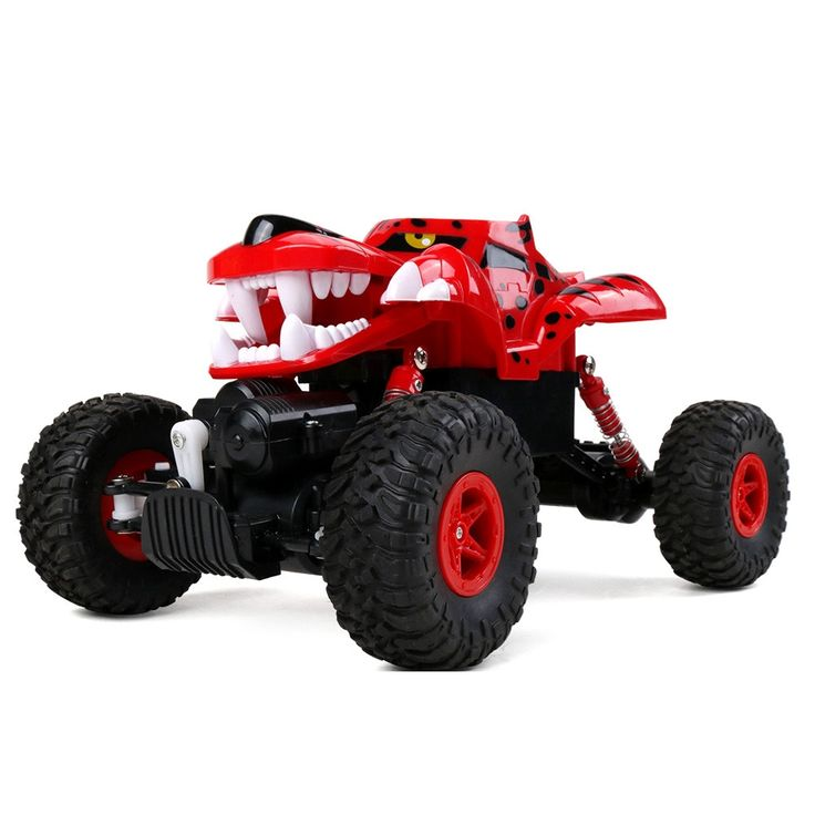 (38.92$)  Watch here  - 1/18 2.4GHZ 4WD Radio Remote Control Off Road RC Car ATV Buggy Monster RC car toys for children kids