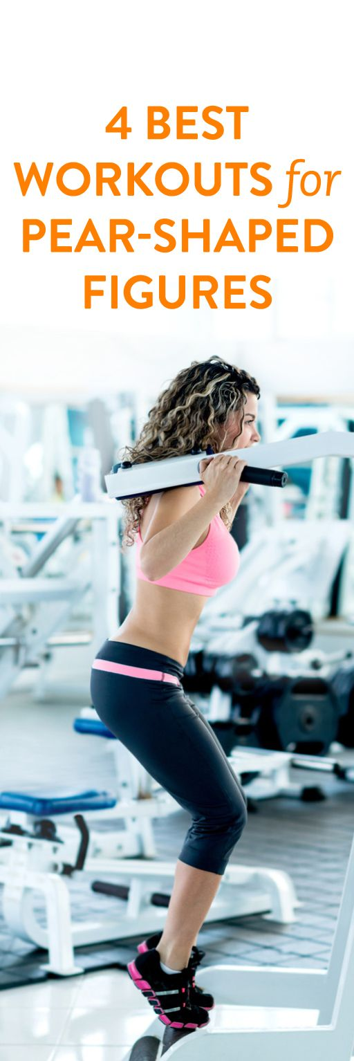 4 workouts for pear-shaped bodies  #ambassador