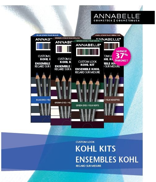 Custom Look Kohl Kits - Limited Edition!