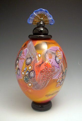 Contemporary Art Glass Artists   Wes started his creative journey at Ken State University where he ...