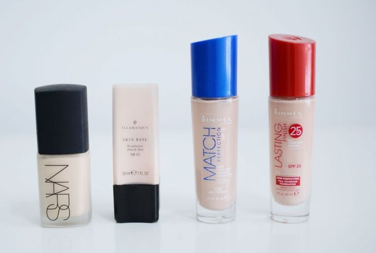 The Best Foundation for Pale Skin: a roundup plus colour swatches