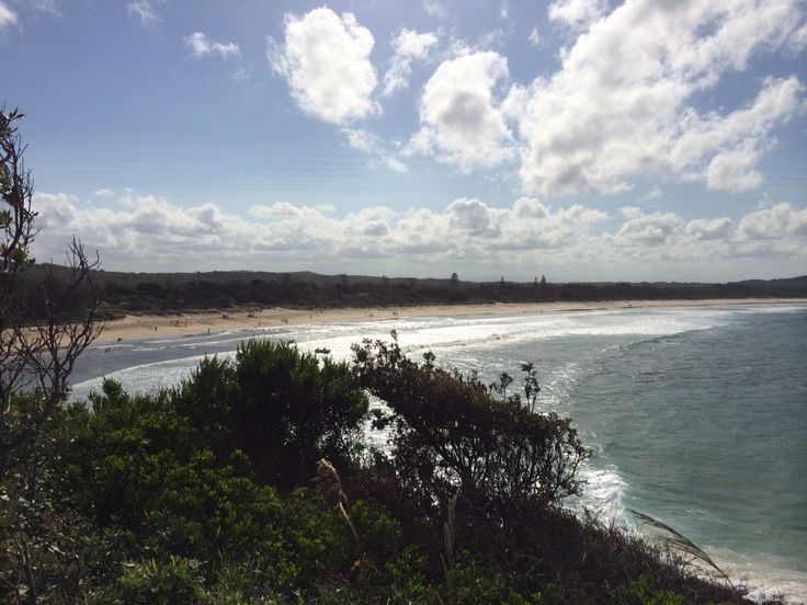 Hat head beach nsw