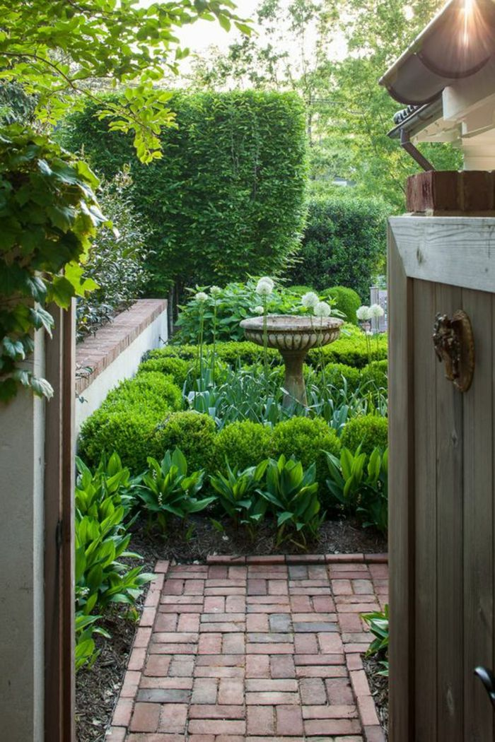 faire une allée de jardin en pavé carrossable, faire une allée en pavés