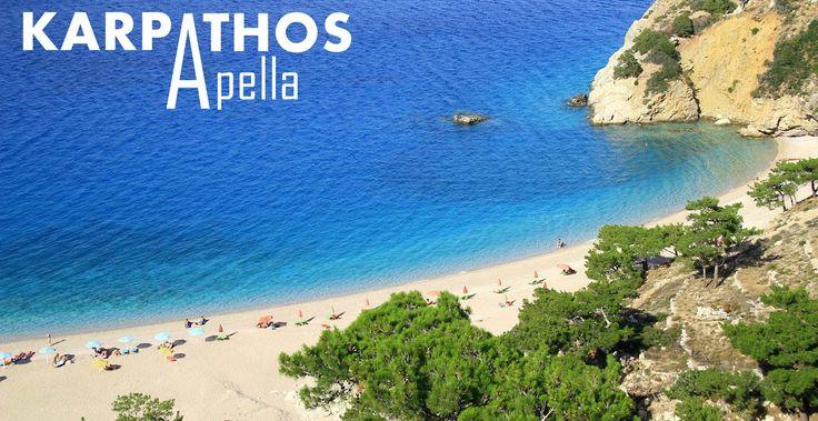 Κάρπαθος - Άπελλα Karpathos - Apella
