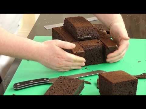 Tank Cake Lesson 1 - YouTube