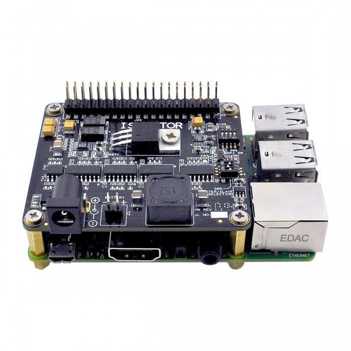 La pollution des signaux audionumériques I2S sur Raspberry Pi 3 ou SBC ALLO Sparky via ses connecteurs GPIO est le problème majeur d'une mauvaise restitution des fichiers Haute Définition 24bit et DSD. L'isolateur galvanique I2S Allo apporte la solution ultime réduisant renforçant la stabilité du signal I2S sur connecteurs GPIO.