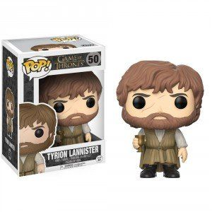 Figurine POP Game of Thrones Tyrion Lannister Série 7