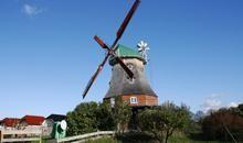 Windmühle in Neubukow - an der Ostsee