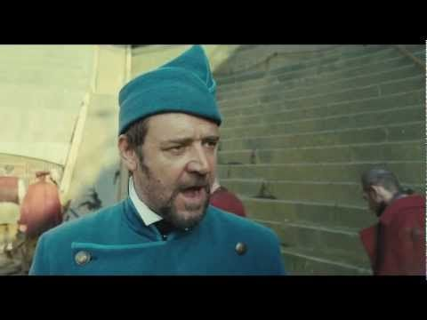 Javert Releases Prisoner 24601 On Parole. I just have one question: WHY RUSSEL CROWE????