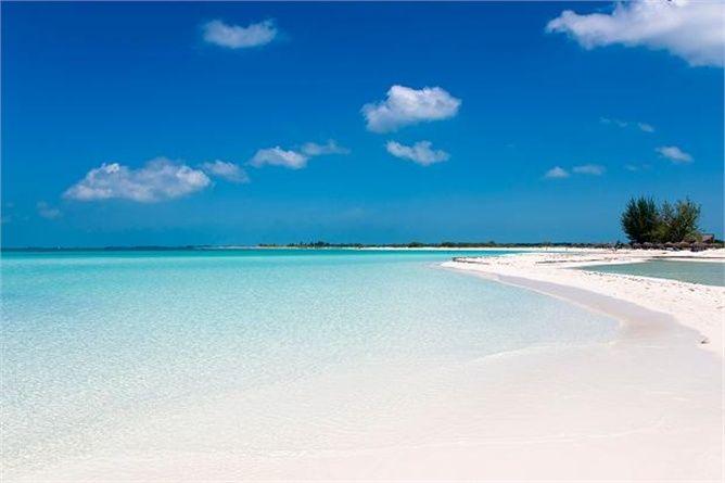 Paradis beach, Cayo Largo, Mexico