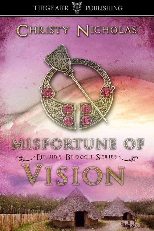 Maya's Musings: Promo for Misfortune of Vision by @greendragon9