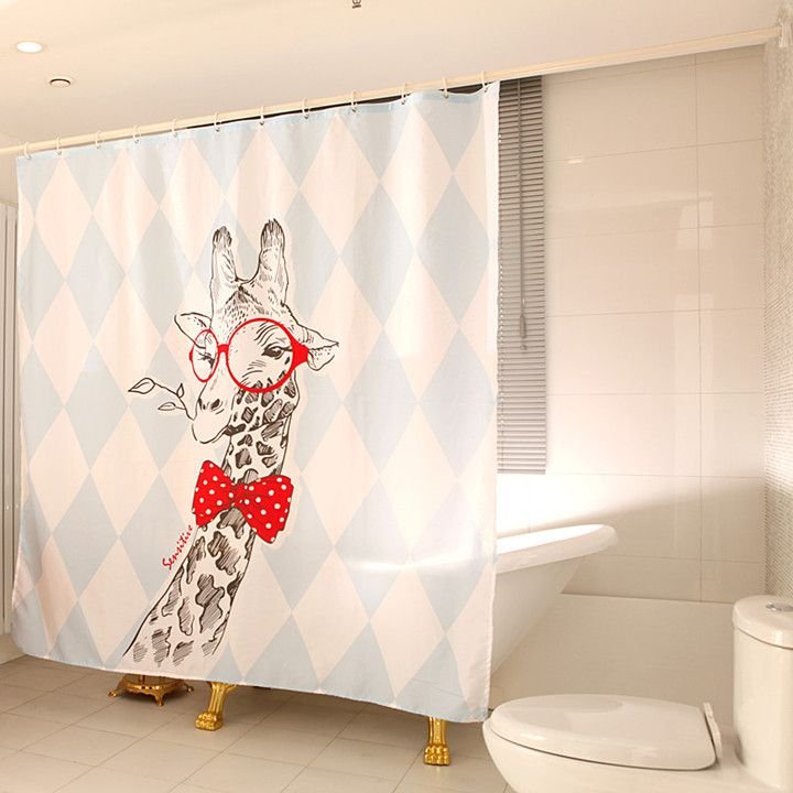 274 best Funky Fabulous Shower Curtains images on Pinterest ...
