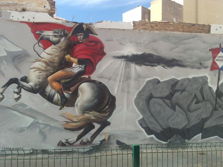 en Huelva. Street art. 000 www.feetupmagazine.com - put your feet up and let us do the legwork...
