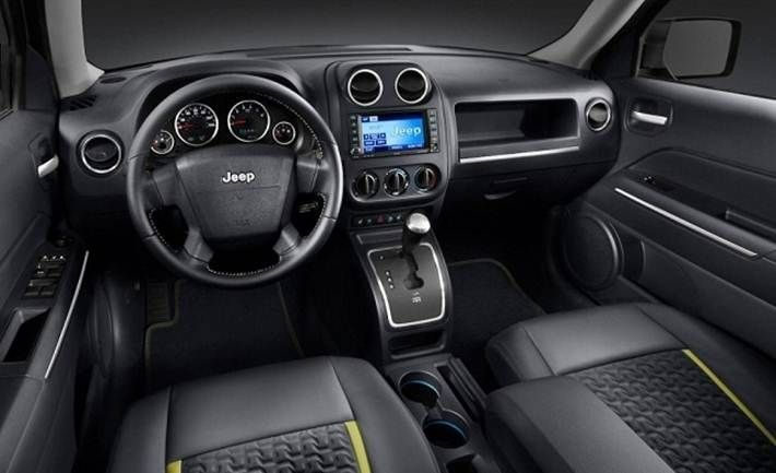 2016 Jeep Patriot Replacement